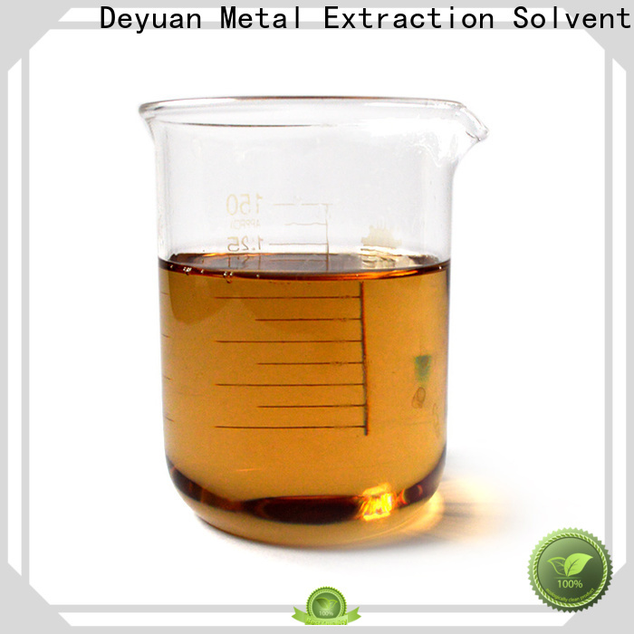 custom copper solvent high-performance for extraction plant