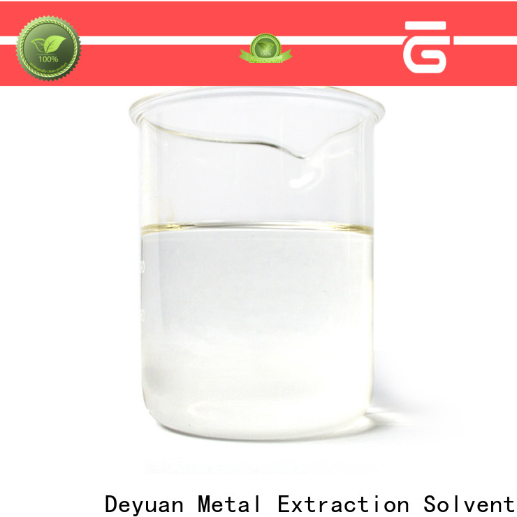 Deyuan low-cost zinc solvent custom factory