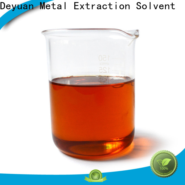 Deyuan copper solvent high-performance for extraction plant