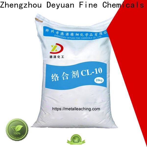 Deyuan copper solvent supply manufacturer