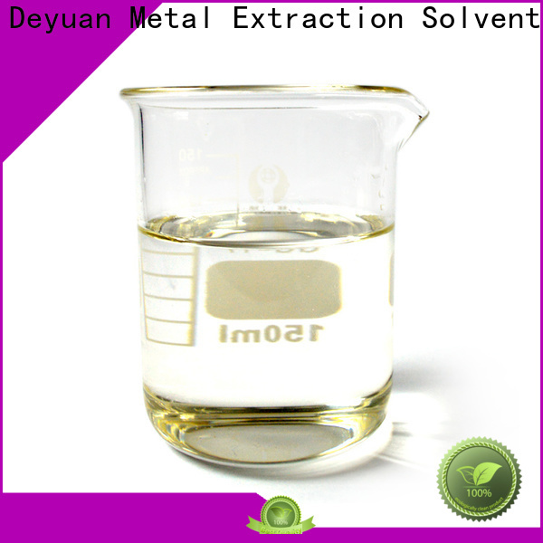 Deyuan competitive extractant metal purification