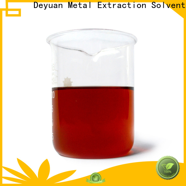Deyuan wholesale copper solvent extraction fast delivery company