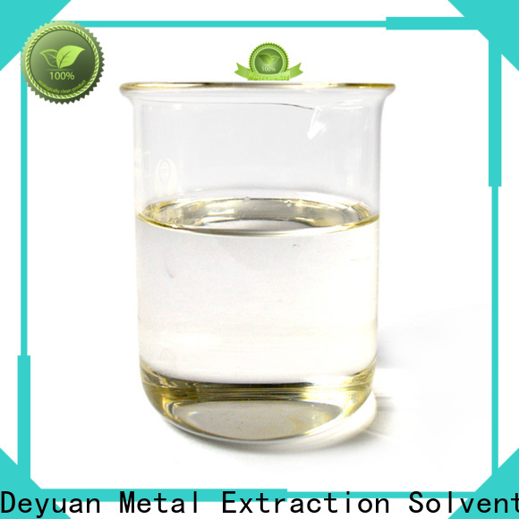 Deyuan eco-friendly solvent extraction reagents performance factory