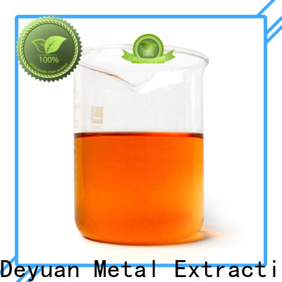 Deyuan custom copper solvent fast delivery