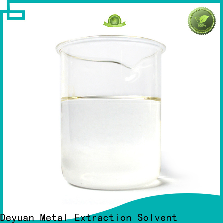 Deyuan customized extraction agent metal purification leaching