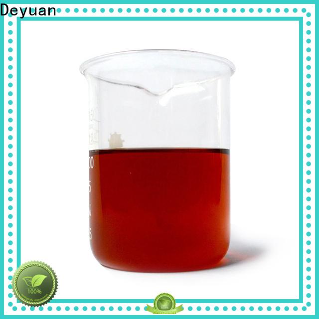 Deyuan eco-friendly solvent agent performance supplier
