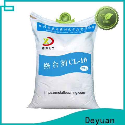Deyuan best factory price best copper solvent fast delivery for extraction plant