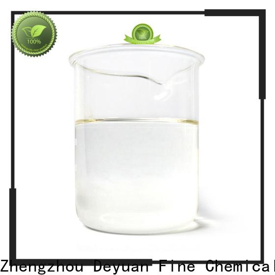 Deyuan zinc solvent popular manufacturer