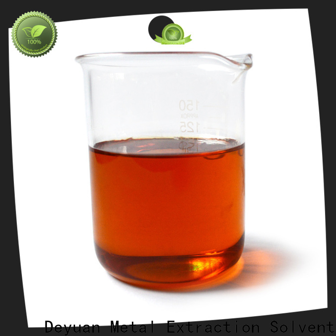 Deyuan custom copper reagent fast delivery for extraction plant