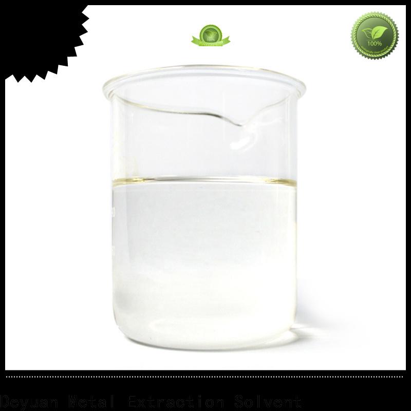 Deyuan good extraction solvent performance distributor