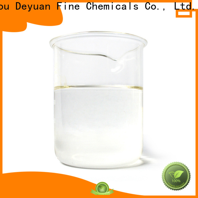 Deyuan zinc solvent wholesale factory